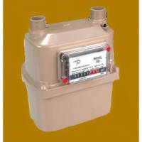 Landis+ Gyr Gas Meter 750HP
