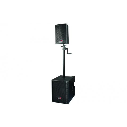 Speaker Aktif BIEMA 2000TII-1 [ 1 Satelite + 1 Subwoofer ]