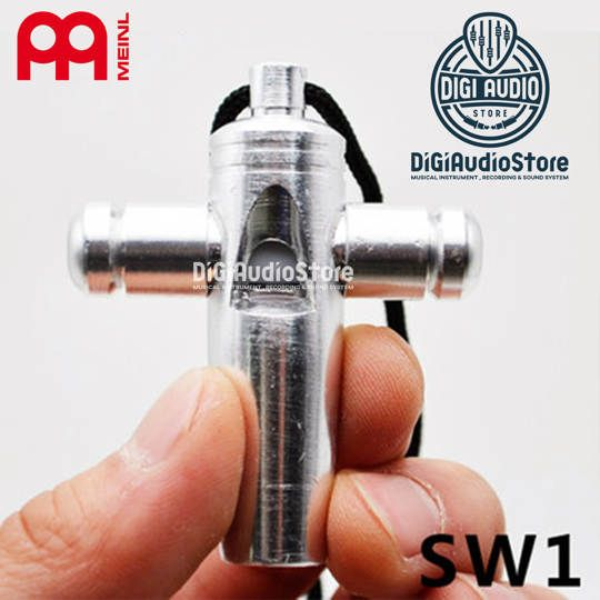 Meinl Percussion Samba Whistle SW1