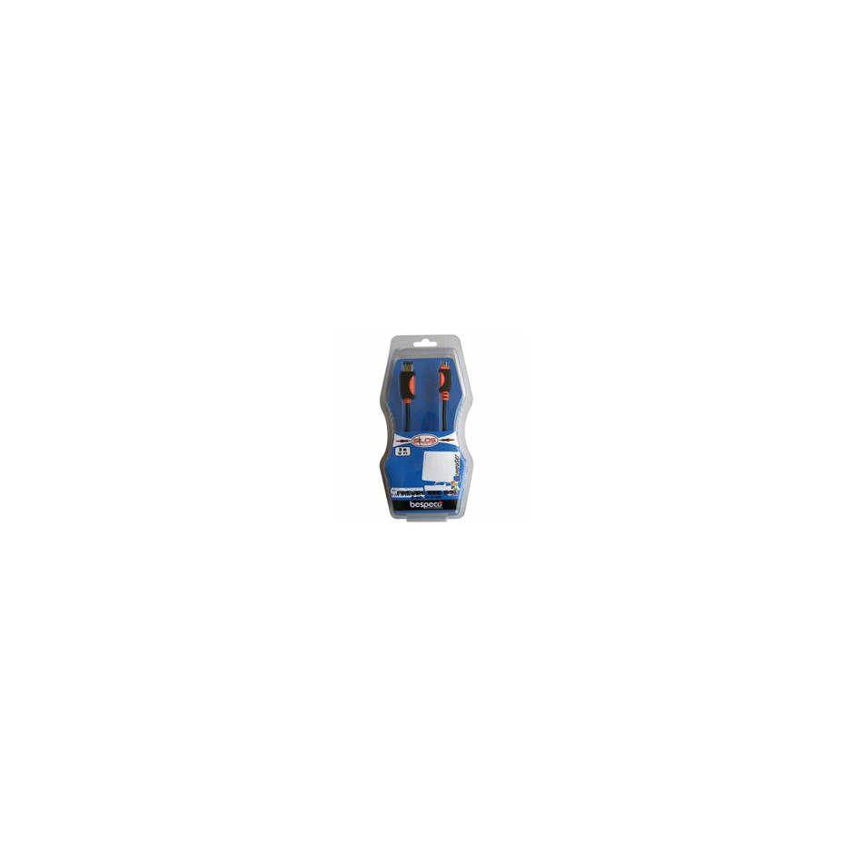 Kabel Firewire Bespeco SLF5300 4-pin / 6-pin – 3m