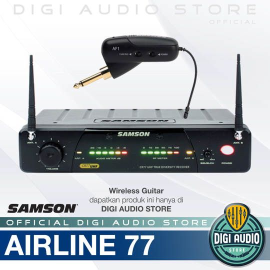Samson Airline 77 Wireless Gitar