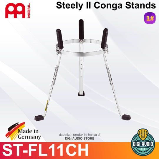 MEINL STEELY II CONGA STAND FOR FLOATUNE SERIES - ST-FL11CH