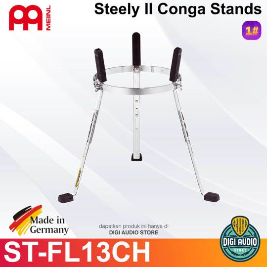 MEINL STEELY II CONGA STAND FOR FLOATUNE SERIES - ST-FL13CH