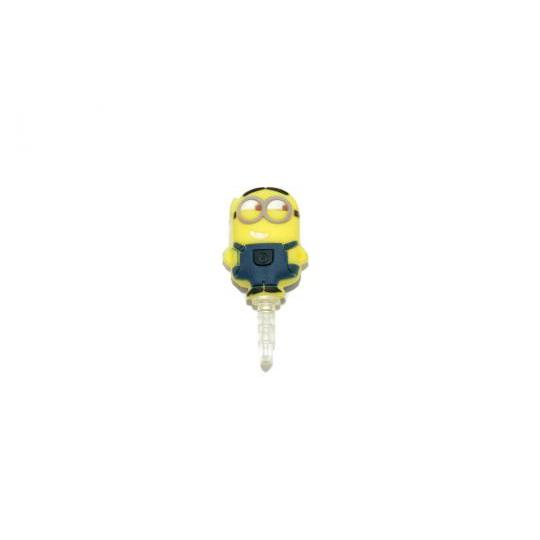 Earphone Jack Plug Minion