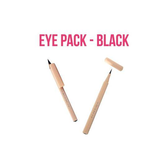 EYE PACK - BLACK