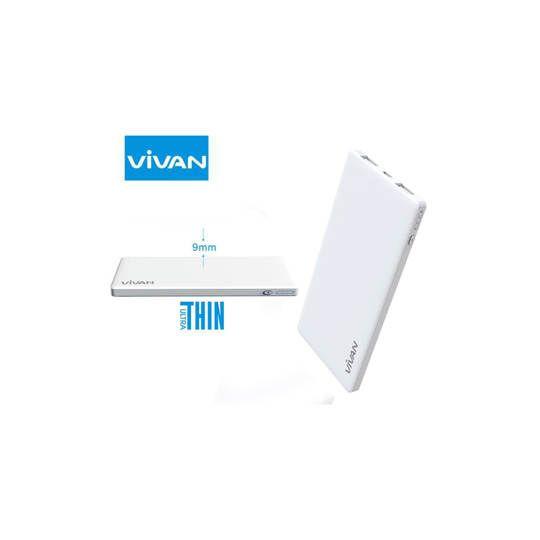 Powerbank Vivan 5000mah Ultra Thin