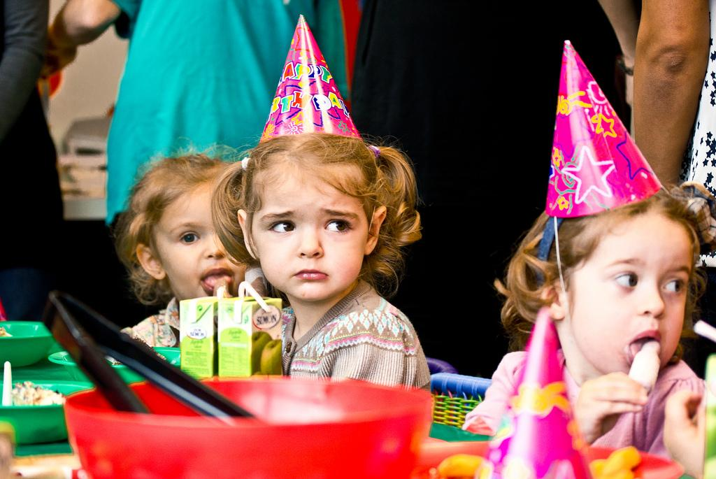 Make Your Child Happy When The Party is Begin