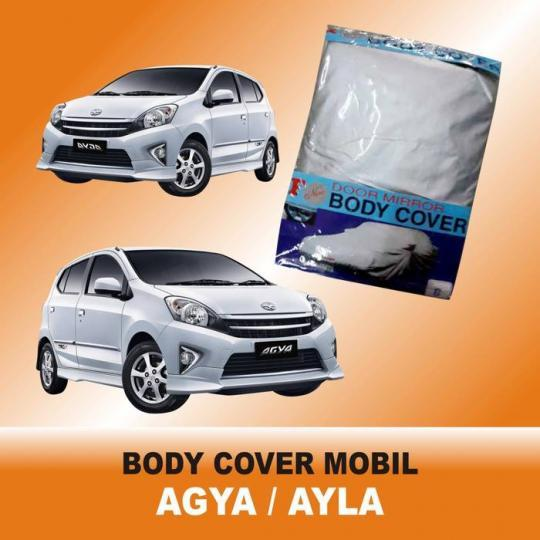 Body Cover Mobil Agya / Ayla