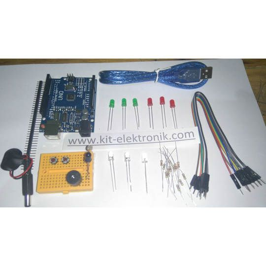 Arduino Uno Trainer Basic