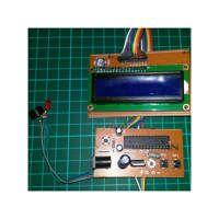 Kit Timer Down LCD 16x2