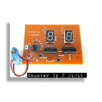 Kit Counter Up 2 Digit No Solder (NS)