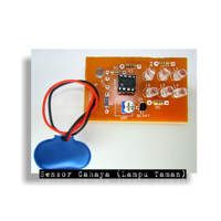 Kit Sensor Cahaya (LDR) After Solder (AS)