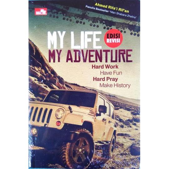 My Life My Adventure (Edisi Revisi)