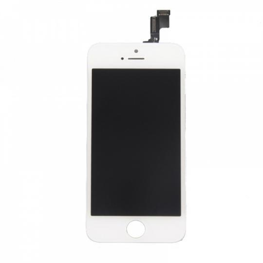 Jual LCD iphone 5s Warna Putih Original