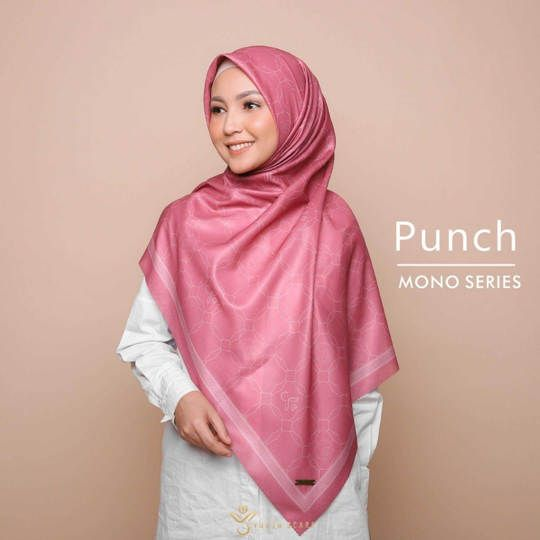 Youthscarf Signature Premium - punch ( mono series)