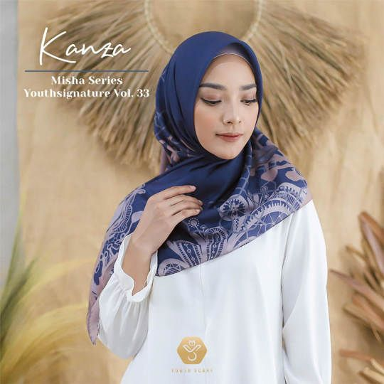 Youthscarf signature V.33 - Kanza