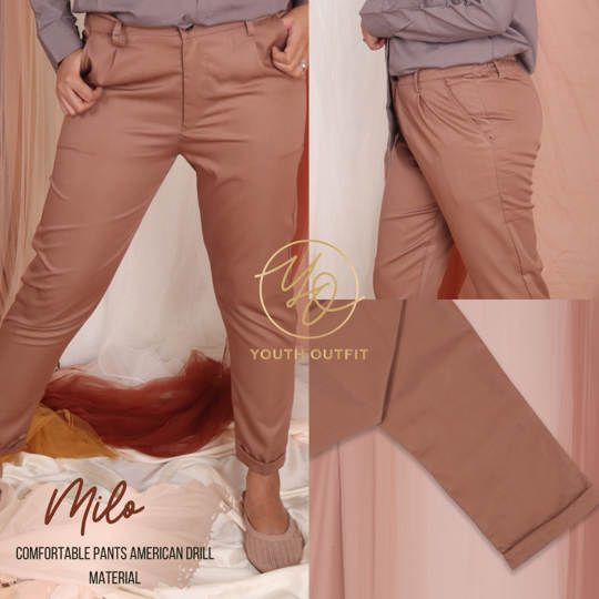 YOUTHSCARF - KYRA PANTS - MILO