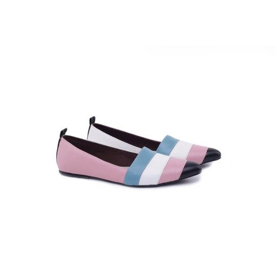 Flat Shoes, Sepatu Flat Wanita, Sepatu, Cibaduyut, Bandung, GRU 299