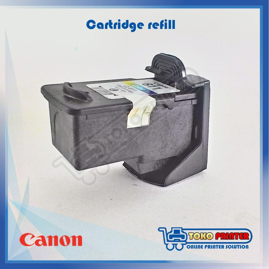 Cartridge Refill/Recycle Canon CL-811
