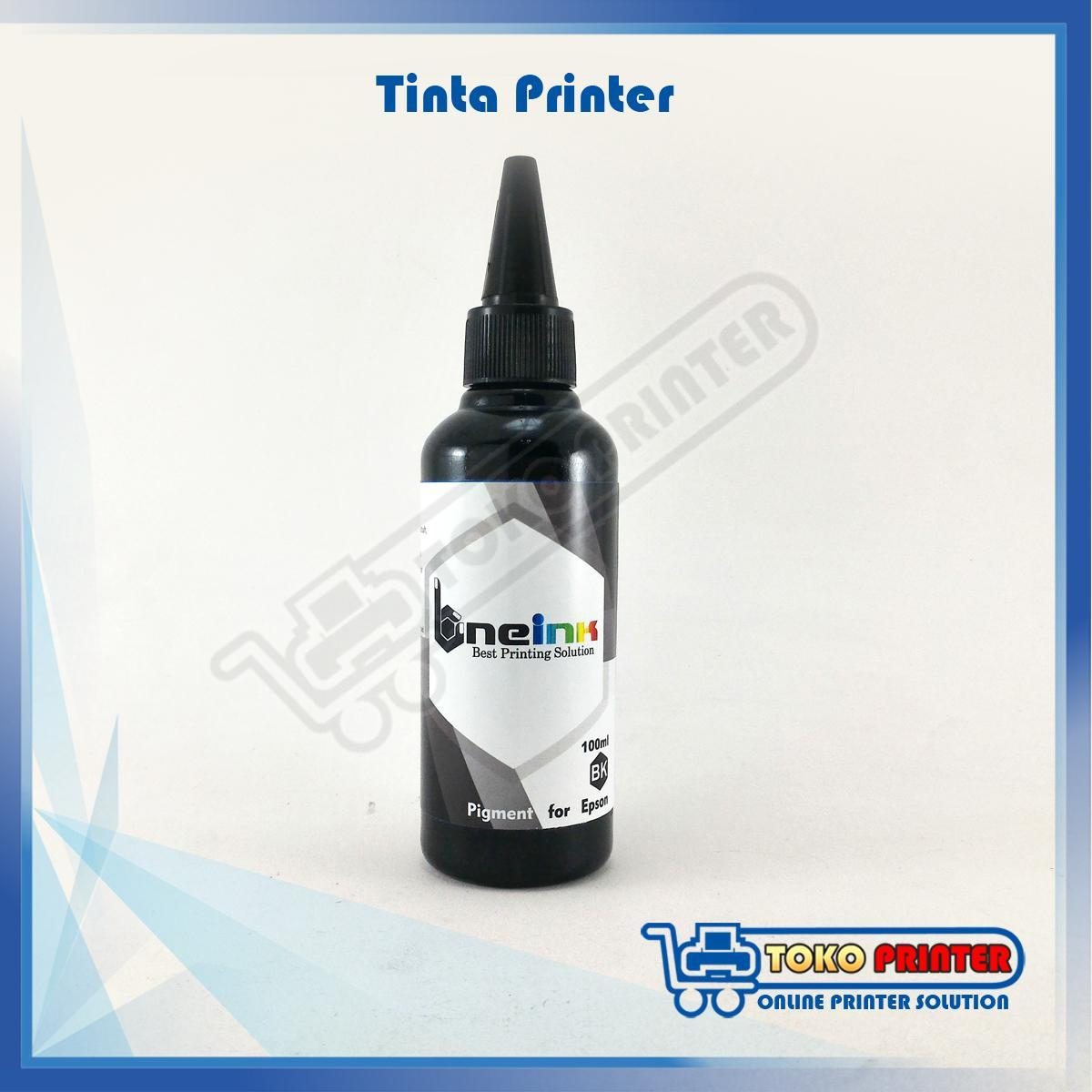 Tinta Pigment One Ink Epson 100ml Black