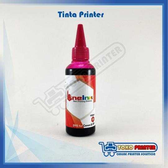 Tinta DYE One Ink Canon 100ml Magenta