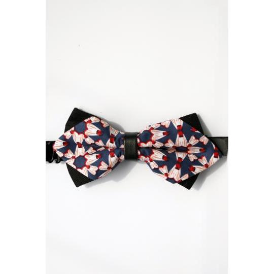 Francisco Diamond Style Bow Tie