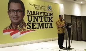 Empat (4) Jurus Jitu Mahyudin Mengembalikan Kejayaan Partai Golkar