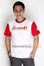 T-shirt Speed Mark 41 Malaysia