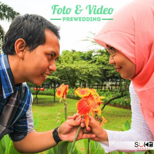 Foto Prewedding BRONZE B001