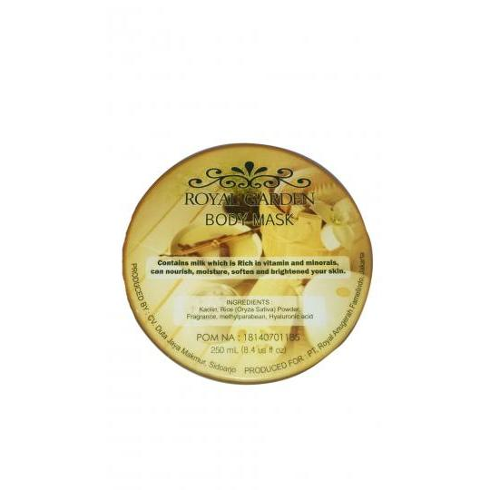 Royal Garden Body Mask 250ml