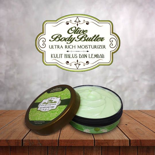 Royal Garden Olive Body Butter