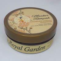 Royal Garden Masker Rempah