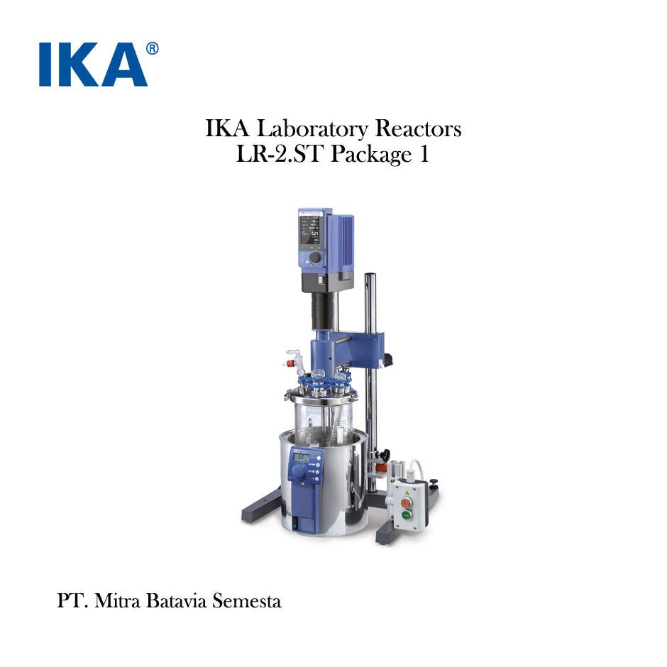 LR-2.ST Package 1 Lab Reactor