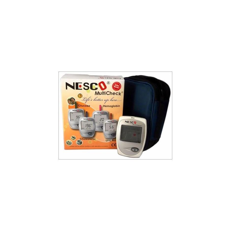 Nesco MultiCheck 3in1