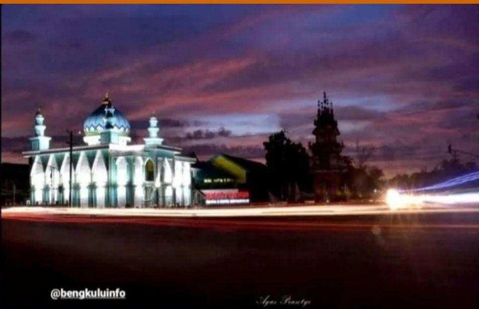 Masjid Khalifah SMPN 2 Bengkulu Harap Lahirkan Pemimpin Berakhlak Mulia