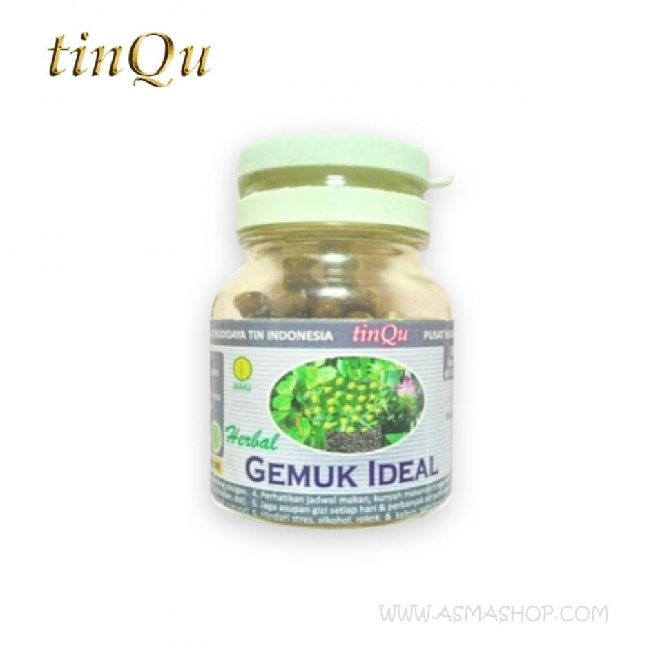 Kapsul Herbal Gemuk Ideal