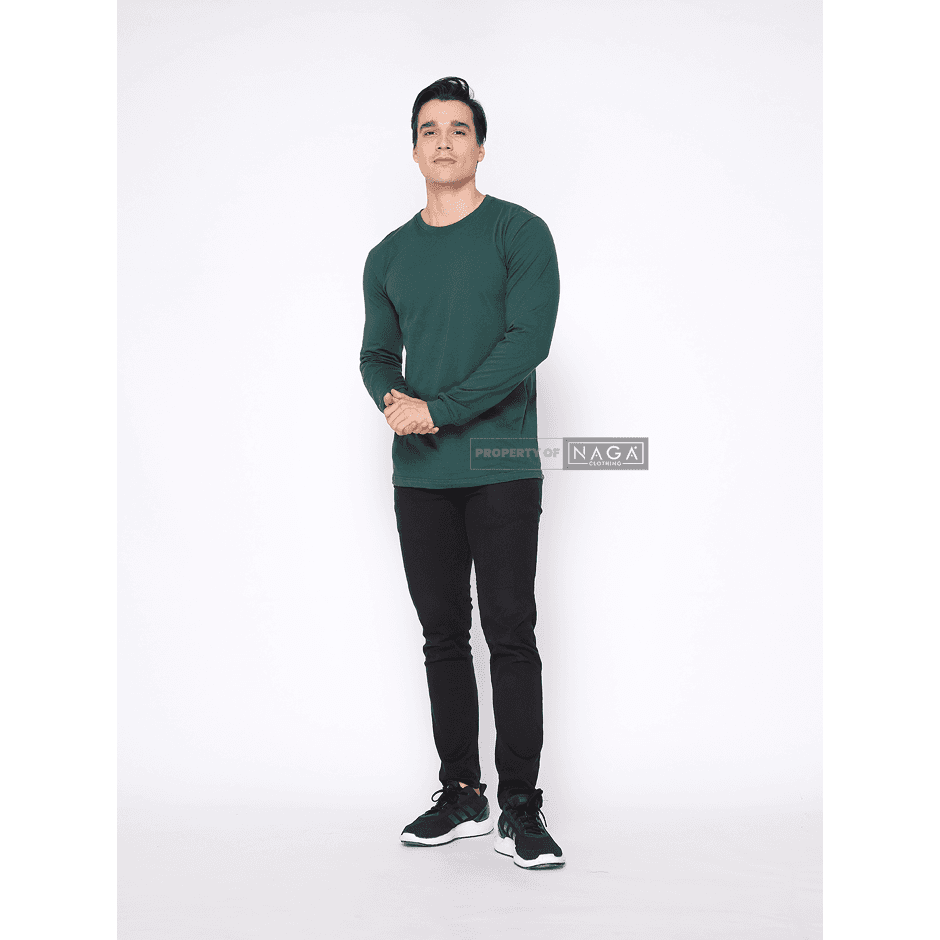 Dark Green Long Sleeve