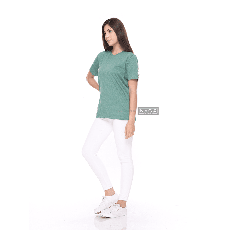 Misty Green Short Sleeve