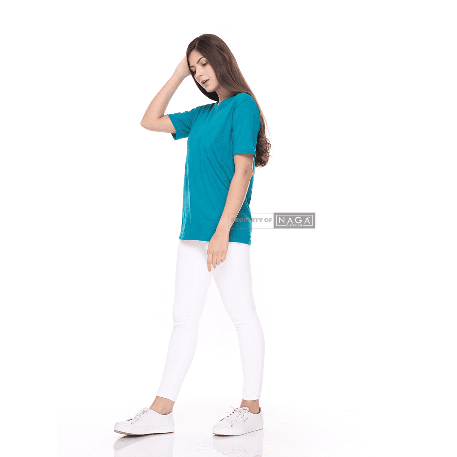 Teal Green Short Sleeve
