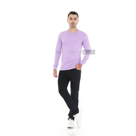 Violet Purple Long Sleeve