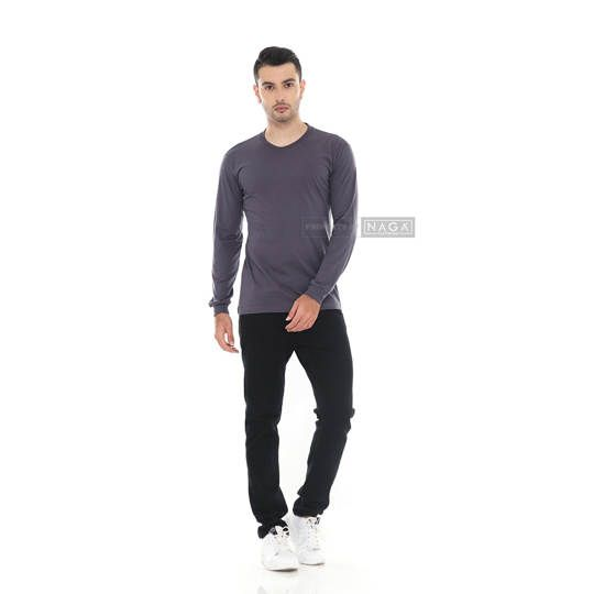 Dark Gray Long Sleeve