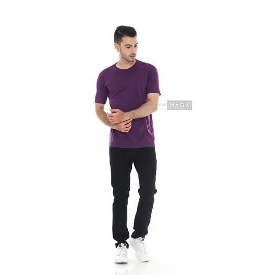 Indigo Purple Short Sleeve