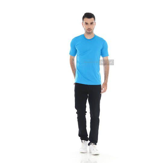 Turquoise Blue Short Sleeve