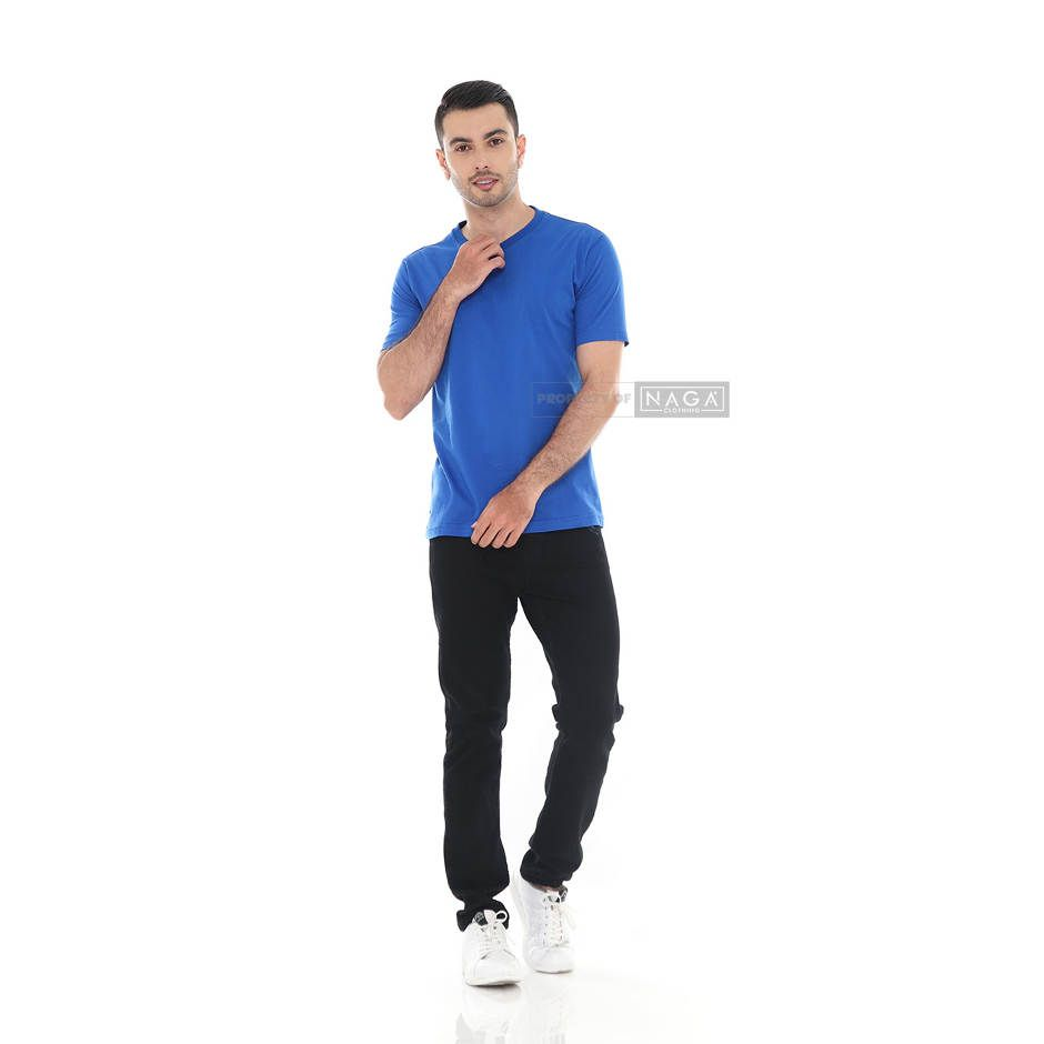 Royal Blue Short Sleeve