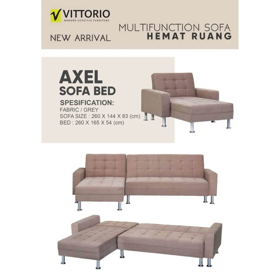 SOFABED AXEL