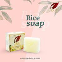 Herbal Rice Soap | Sabun Beras | Juragan SR12 Sidoarjo