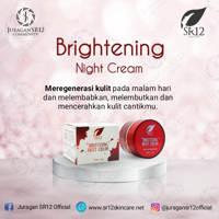 Herbal Brightening Day & Night Cream | SR12 Sidoarjo