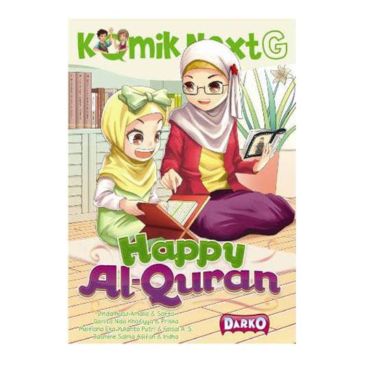KOMIK NEXT G HAPPY AL-QURAN