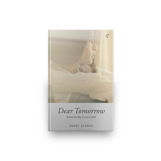 DEAR TOMORROW - Maudy Ayunda (HC)