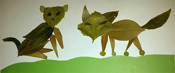 15 Kerajinan tangan berbahan daun ini cocok untuk media belajar anak